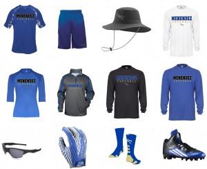 Menendez Football M-Store 2015